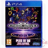 Jeu Sega Mega Drive Classics [VF] sur PlayStation 4 / PS4 NEUF sous Blister
