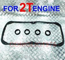 2T ENGINE CAM COVER GASKET FIT FOR TOYOTA CELICA TA22 TA23 TA27 TA40