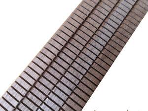 50x guitar strip inside binding khaya wood inlay lining luthier 370x17x4mm