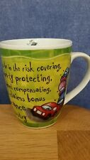 "H & H History & Heraldry Fine Porcelain It's only a job *Insurance"""