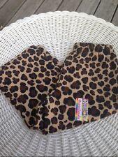 Garanimals Baby Toddler GIRLS LEOPARD Fleece Pants  24 MTHS  -NWT