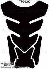 GSXR YZF ZXR CBR Tankpad Plain Basic Black Motorcycle Tank Pad Gel Protector