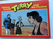 1x Comic - Terry und die Piraten (Milton Caniff) Band 2