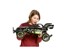 New Bright 1:6 Radio Control Spider Buggy Green 2.4 GHz Technology Longer Range
