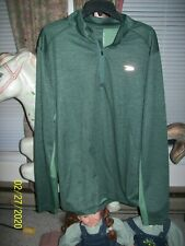 Men's Pro-Player 1/4 Zip Activewear Ls Shirt Xl