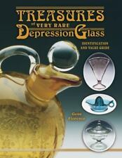 Treasures of Very Rare Depression Glass by Cathy Florence and Gene Florence (200