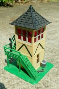 Lionel Yard Tower and Extra Tower Parts
