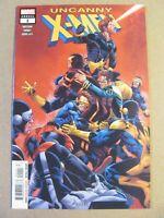 Uncanny X-Men Annual #1 Marvel Comics 2018 1st Print 9.6 Near Mint+