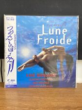 Luc Besson Lune Froide Japanese Import With OBI Unopened