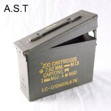 U.S 30cal AMMO BOX (EMPTY)