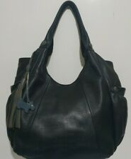 Radley soft black leather medium shoulder hobo bag