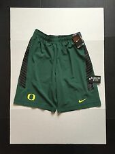Nike Oregon Ducks Sideline Player Speed Vent Shorts Green Size M