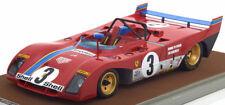 FERRARI 312 PB #3 WINNER RONNIE PETERSON LTD 100PC 1/18 BY TECNOMODEL TM18-62B