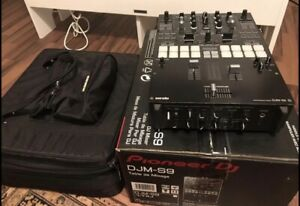 PIONEER DJM S9 BATTLE MIXER-OVP-SERATO-🔥INKL.CASE-HÄNDLER🔥