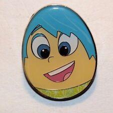 Disney HKDL Hong Kong Pixar Inside Out Pin Magic Access Egg Emotions Joy
