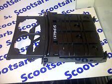 SAAB 9-3 93 Rear Seat Cup Holder Twin Unit 2003 - 2010 12790515 4-Door 5-Door