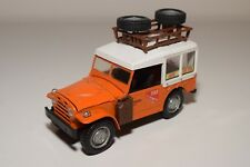 BARLUX FIAT CAMPAGNOLA SAFARI RALLY ORANGE EXCELLENT CONDITION