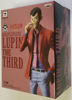 Lupin 3rd Master Stars Piece III Part 5 Lupin Statua PVC Banpresto