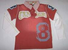 CARBONE  LA- Shirt Langarmshit Gr.122, NEU