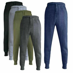 Womens light weight Casual Jogging Tracksuit Bottoms Ladies Jog Pants 10 - 16