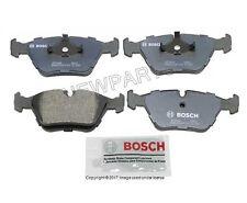 For BMW E30 E34 525i Z3 Front Brake Pad Set BOSCH QUIETCAST 34 11 1 162 535
