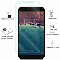 2Pcs 9H+ Premium Tempered Glass Film Screen Protector For LG Google Nexus 6P