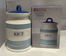Rice canister - MAXWELL WILLIAMS - Coastal Stripes - 1.5 litre