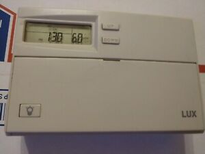 LUX TX1500 Smart Temp 1500 Programmable Thermostat By Lux