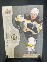 Ryan Donato 13/49 U.D. Engrained Rookie Boston Bruins 2018-19