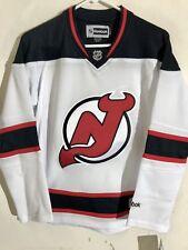 Reebok Women's Premier NHL Jersey New Jersey Devils Team White sz S