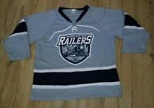 Worcester Railers HC Hockey Club ECHL Promotional KIDS Jersey YOUTH size- XL