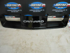 "Front Grill 85-90 Chevrolet Camaro Z28 IROC Silver ""CAMARO"" Lettering (14081332)"