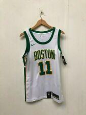 Nike Men's NBA Boston Celtics City Jersey - Small - Irving 11 - White - New