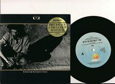 "U2 Australia New Zealand Mysterious Ways Rare Limited Edition 7"" Vinyl Record"