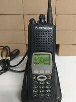 MOTOROLA XTS5000 III 800mhz P25 9600 baud DIGITAL RADIO H18UCH9PW7AN HT XTS 5000