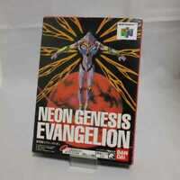 NINTENDO 64 [Neon Genesis EVANGELION] with BOXN64 from japan w/Tracking# JAPAN