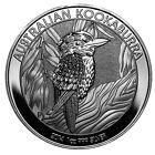 2014 Australia Kookaburra 1oz Silver BU Coin In Capsule of Issue Perth Mint