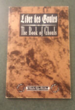 Liber Des Goules The Book of Ghouls Mind's Eye Theatre Ww5006 White Wolf