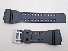 16mm rubber polyurethane watch band strap fits G-Shock GDF100 GDF100BB