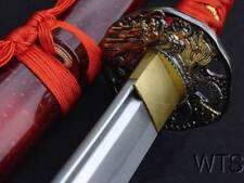 Red Full Original Collectable Knives & Swords