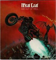 Vinyl LP Meat Loaf - Bat Out Of Hell - CLEVELAND INTERNATIONAL label - EPC 82419