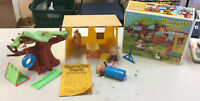 Honey Hill Bunch Club House - In Box - Missing Pieces