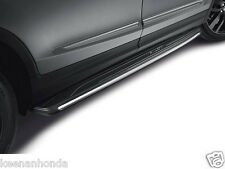 Genuine OEM Honda Pilot Chrome Running Board Set 2016 - 2018 Boards Kit Pair