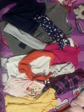 MIXED LOT OF SIZE 7/8 GIRL CLOTHES