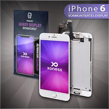 Display für iPhone 6 LCD Touch Screen KOMPLETT VORMONTIERT Glas Front Weiss