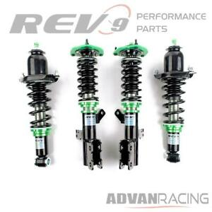 Hyper-Street ONE Lowering Kit Adjustable Coilovers For Toyota Matrix FWD 03-08