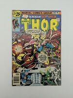 The Mighty Thor #250 (Aug 1976) Key Issue Mango App Bronze Age Marvel Comics