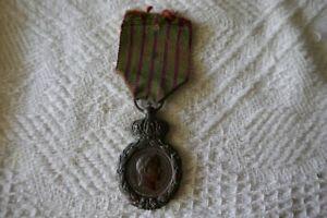 médaille militaire empire Napoléon 1° Saint Hélène 1857