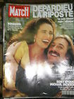 Paris Match N° 2184 4/3/1991 Andy MacDowelle Depardieu Saint Laurent M Jackson
