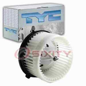 TYC Front HVAC Blower Motor for 2006-2017 Chevrolet Equinox Heating Air je